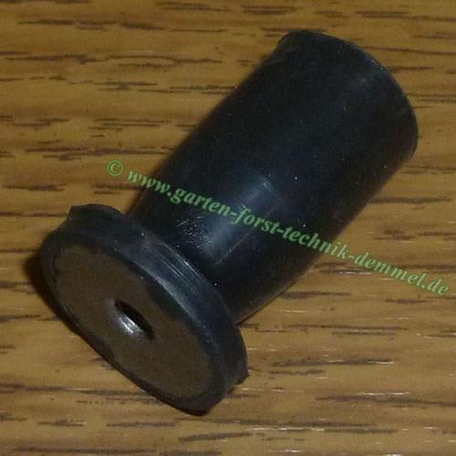 AV-Element Husqvarna (weich) Vgl.-Nr. 5018670-01 für Motorsägen Husqvarna 254 / 257 / 154, Partner 4