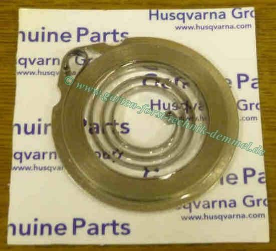 Starterfeder Husqvarna Vgl.-Nr. 5016302-01 für Husqvarna-Motorsäge 242/242G / 242XP/242XPG