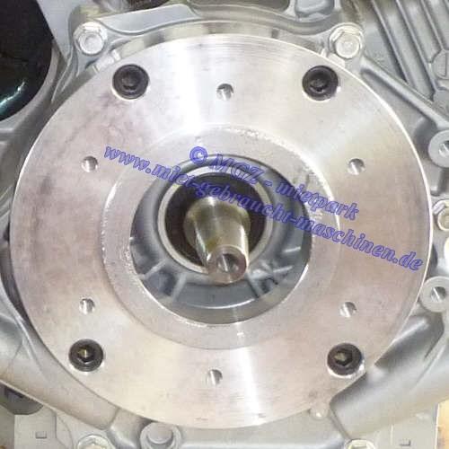 Flansch Robin große Bohrung Vgl.-Nr. 12174 für Robin-Motor EX27-EX40 (Umrüstsatz) ACME AT330 Cod.A18