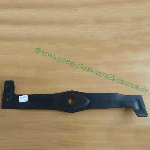 Messer Etesia 65 cm linksdrehend (rechts montiert) Vgl. Nr. MZ124R für Aufsitzmäher Hydro 124 D / 12