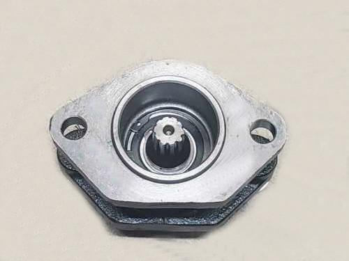 Adapter Ferrari Vgl.-Nr. 92290832 für Geräte mit neuen Anschluss (3-Klauen) an Maschine mit alten An
