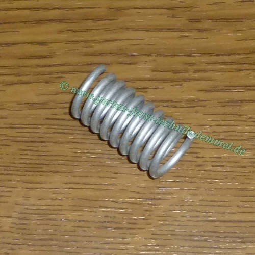 AV-Element Stihl Feder hi.re. (Griffrohr/Zylinder) Vgl.-Nr. 0000 791 3104 für Stihl-Motorsäge MS 17