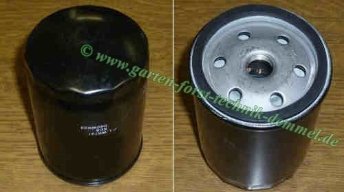 Ölfilter B+S 76x86 mm Vgl.-Nr. 491056S / 491056 / 807894 / 4153 für Brigss&Stratton-Motoren m. Ölpum