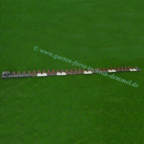 Mähmesser IHC Nr. 1089 225R1 Schnellschnitt 154 cm 30 schmale Klingen (Kopf-Nr. RS 7798) für Seitenm