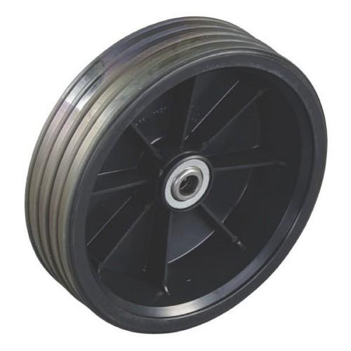 Rad Wolf vorne 170 mm Außendurchmesser Vgl.-Nr. 4940040 für Wolf Rasenmäher 4.42TB Typ-Nr. 4763005