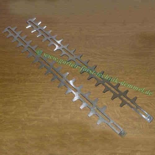 """Messer Stihl 500 mm / 20"""" (Satz = 2 Stück) Vgl.Nr.4230 710 5900 Ers.f.Nr. 4230 710 6001 für Heckens"""