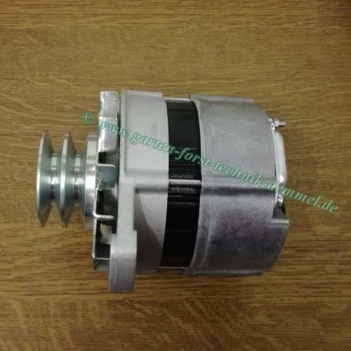 Lichtmaschine IHC Magneton 65 A Vgl. Nr. C142000090165 f. IHC-Traktor CS68A