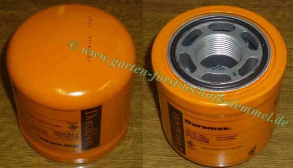 Hydraulikölfilter B+S Motor 2-Zyl. 20 PS Vgl. P763558 für AVANT Lader A220