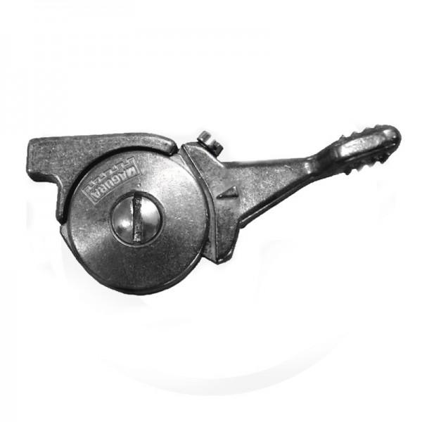 Regulierhebel (Gashebel, Gasgriffl) 14/Sch Ferrari/BCS Vgl.Nr. 58002538 für BCS-Bodenfräse