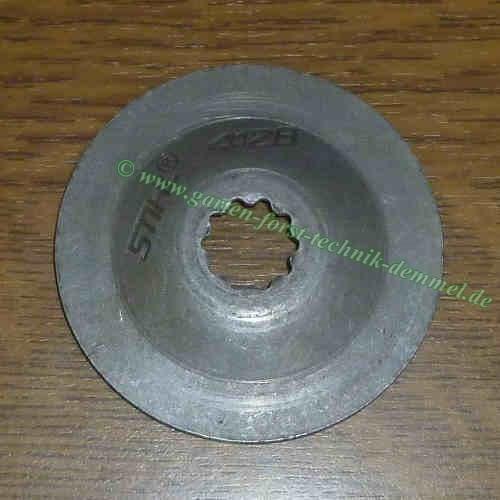Druckscheibe Stihl Vgl. Nr. 4128 713 1600 (Aufnahme Sternform) für Freischneider FS160, FS180, FS220